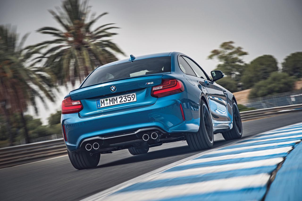 Images : 2番目の画像 - BMW M2クーペ - Webモーターマガジン