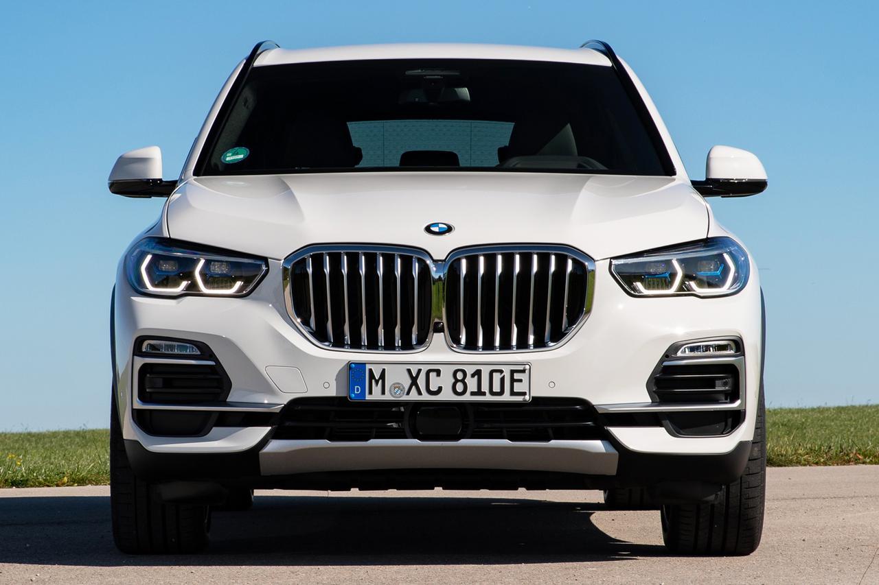 Images : 1番目の画像 - BMW X5 xDrive45eとM50i - Webモーターマガジン