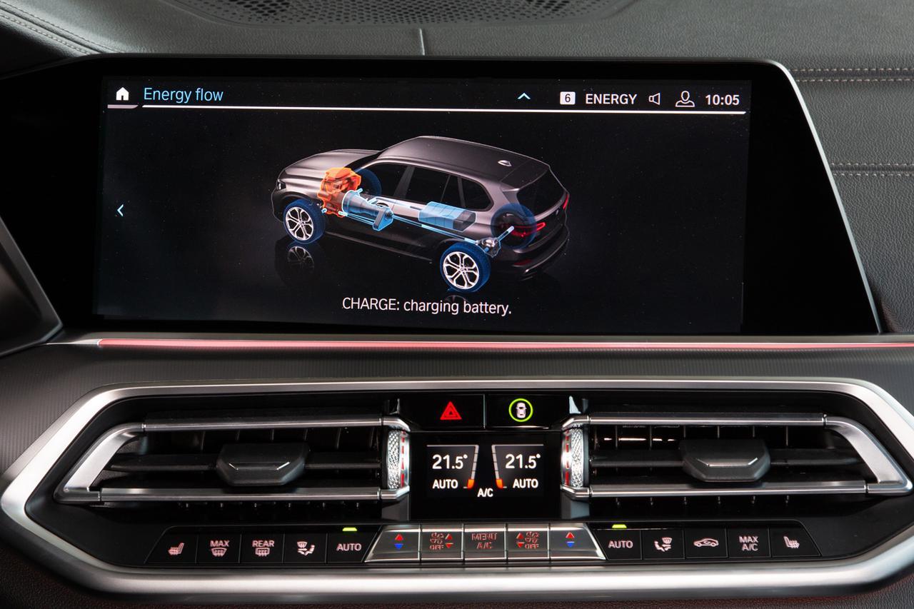 Images : 13番目の画像 - BMW X5 xDrive45eとM50i - Webモーターマガジン