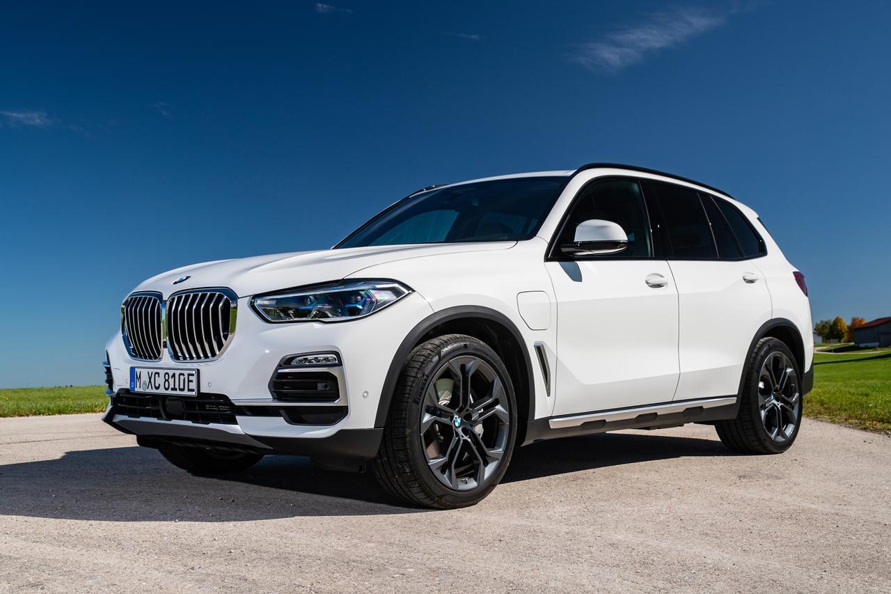 Images : 3番目の画像 - BMW X5 xDrive45eとM50i - Webモーターマガジン