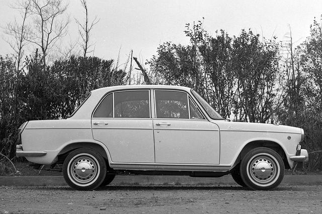 画像: ここで掲載している写真は、すべて1964年2月に発表された「ベルリーナ1000」となる。