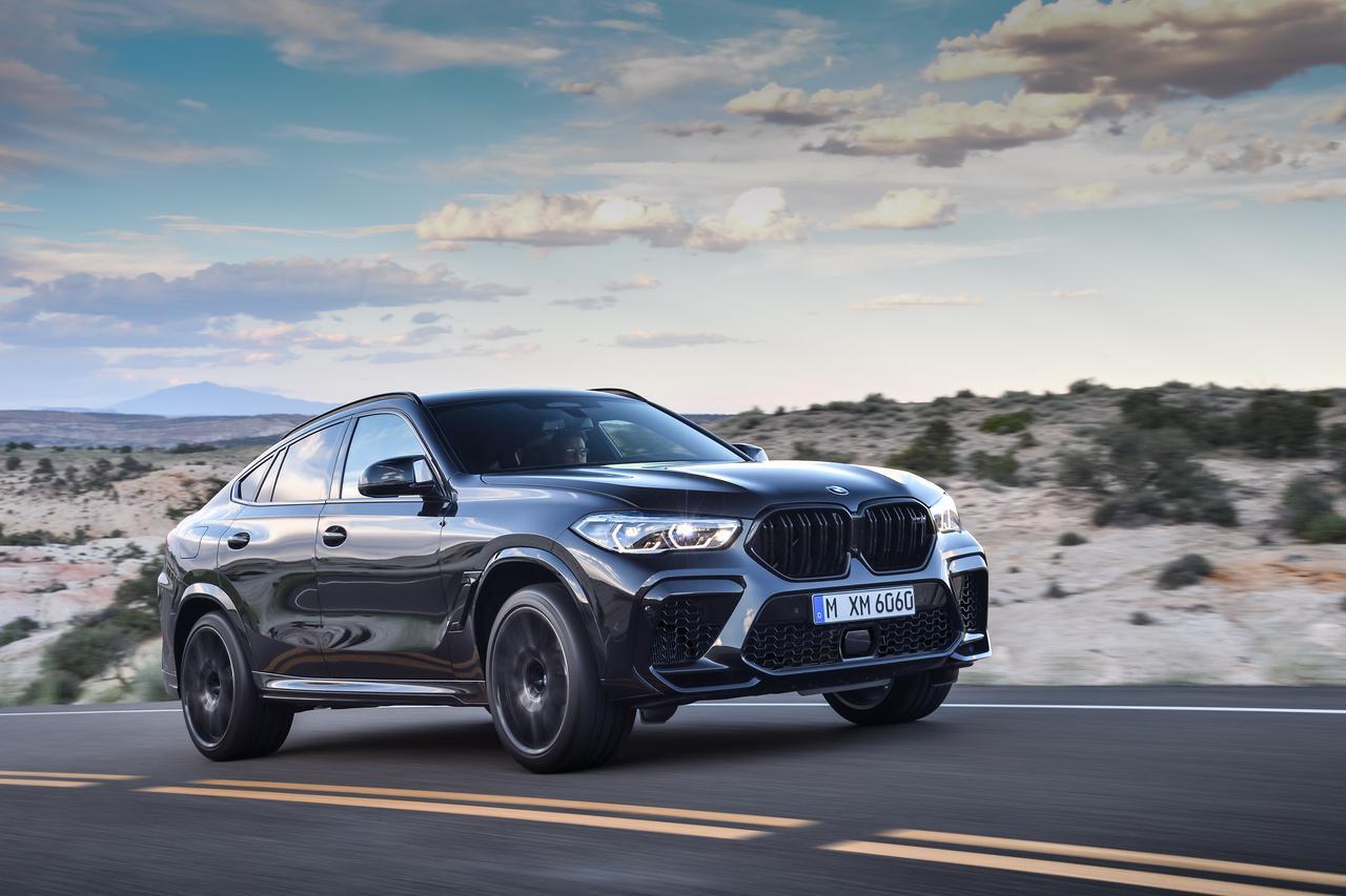Images : 5番目の画像 - BMW X5 M/X6 M(3代目) - Webモーターマガジン