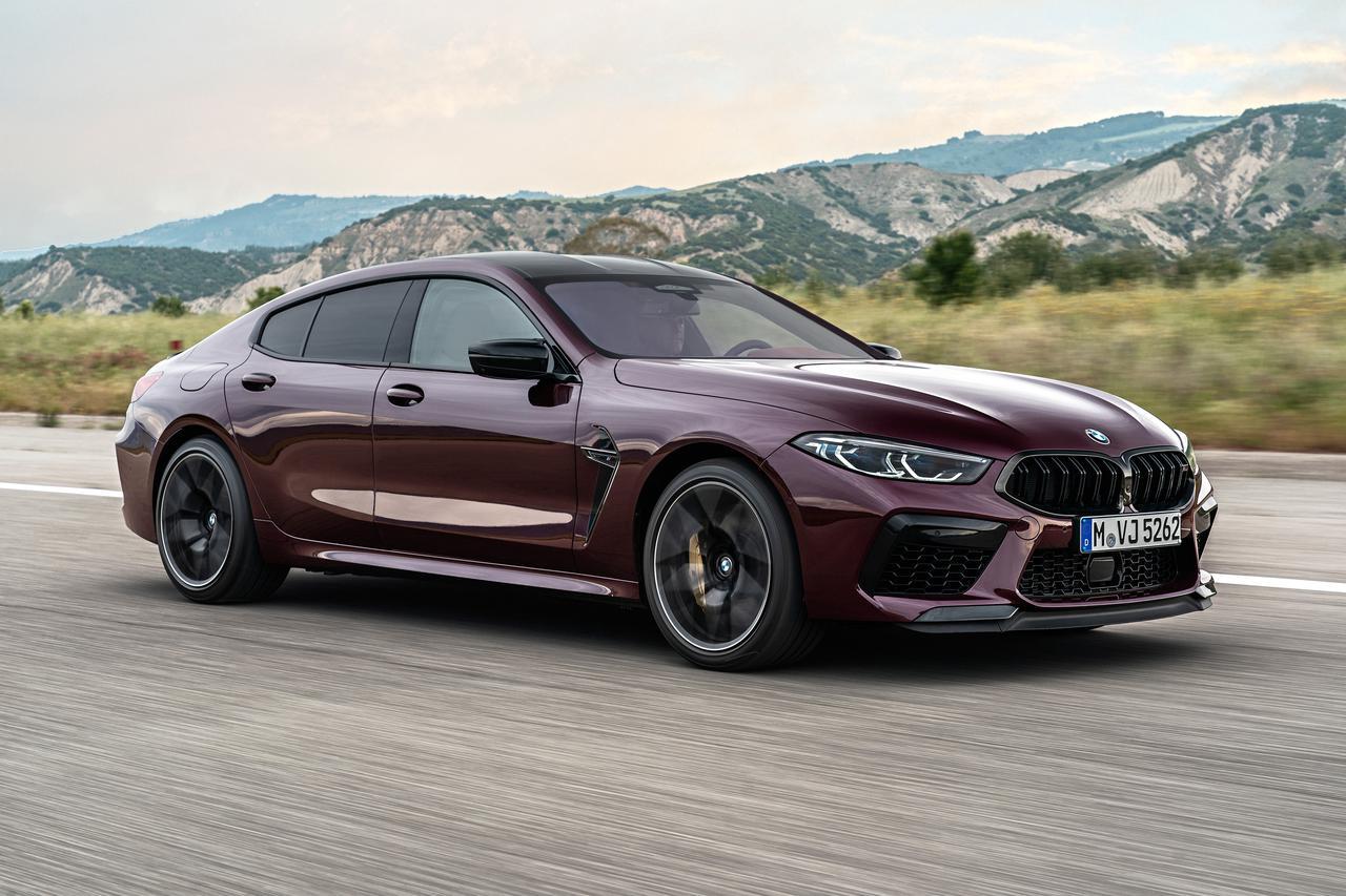 Images : 7番目の画像 - BMW M8 - Webモーターマガジン