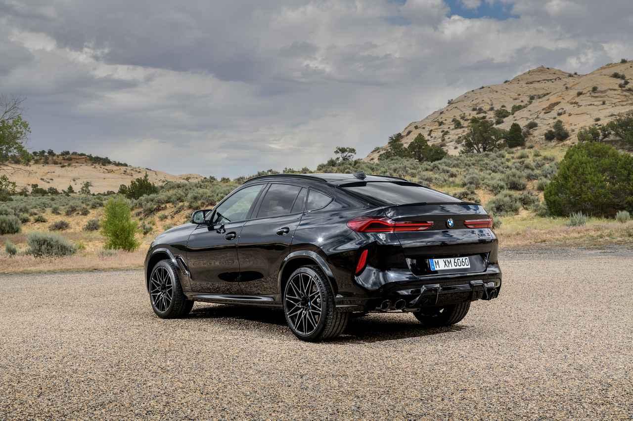 Images : 6番目の画像 - BMW X5 M/X6 M(3代目) - Webモーターマガジン