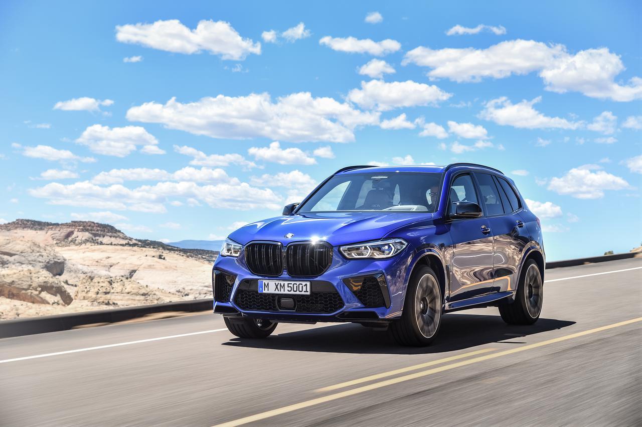 Images : 2番目の画像 - BMW X5 M/X6 M(3代目) - Webモーターマガジン