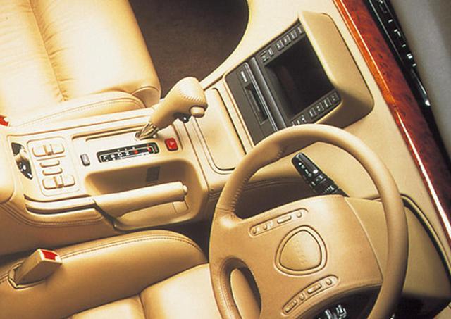 画像: GPSを備えたカーナビとしては世界で初めての実用化となったマツダCCS。