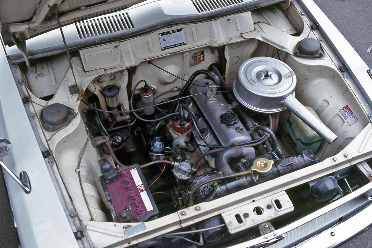 Images : 3番目の画像 - トヨタ カローラ(初代) - Webモーターマガジン