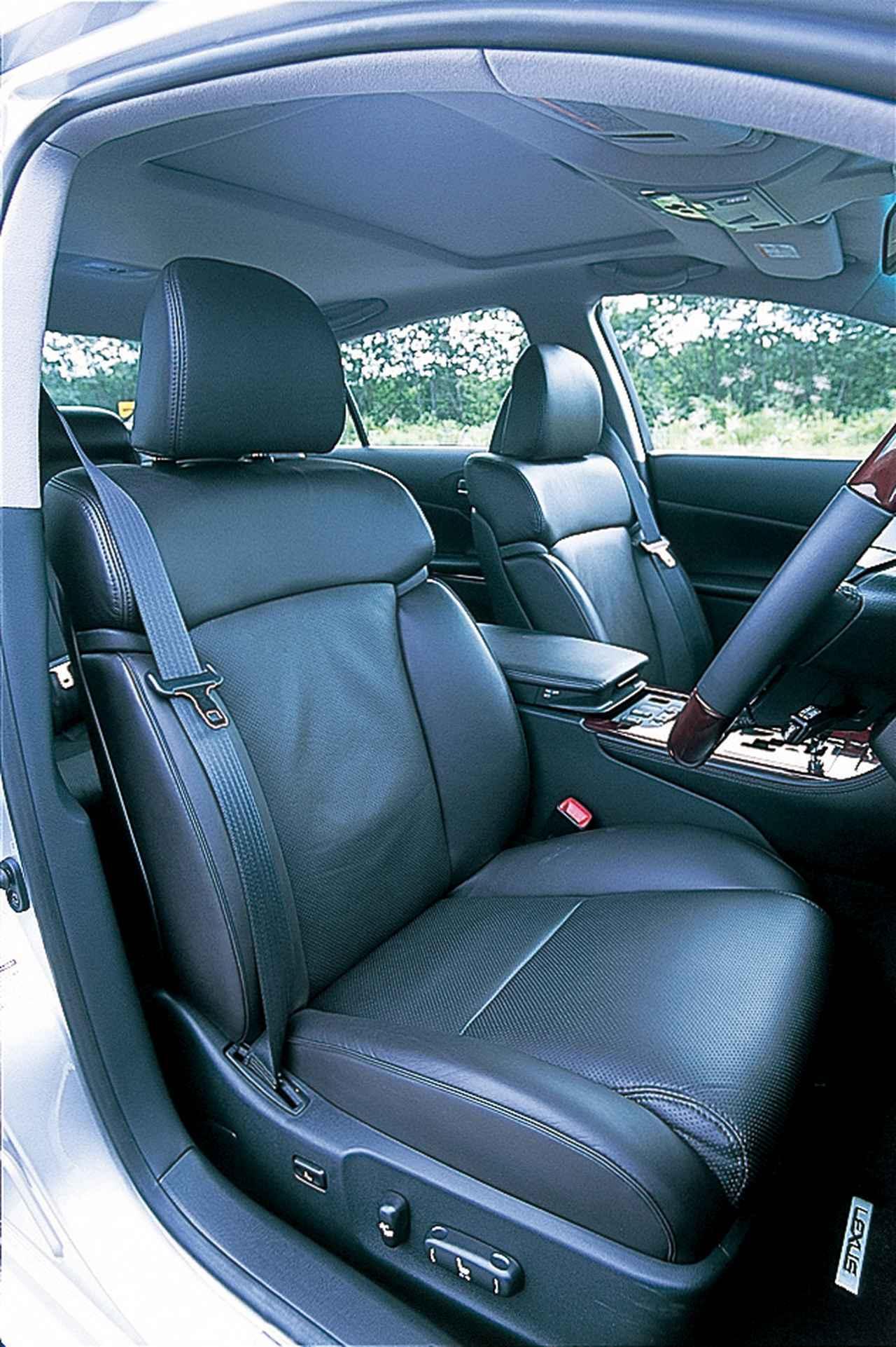 Images : 6番目の画像 - レクサスGS350 BMW530i アウディA6 3.2FSIクワトロ - Webモーターマガジン