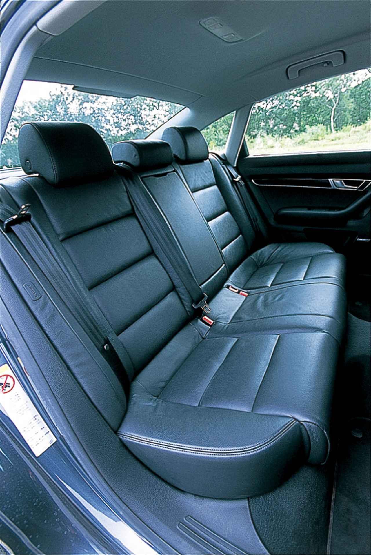 Images : 25番目の画像 - レクサスGS350 BMW530i アウディA6 3.2FSIクワトロ - Webモーターマガジン