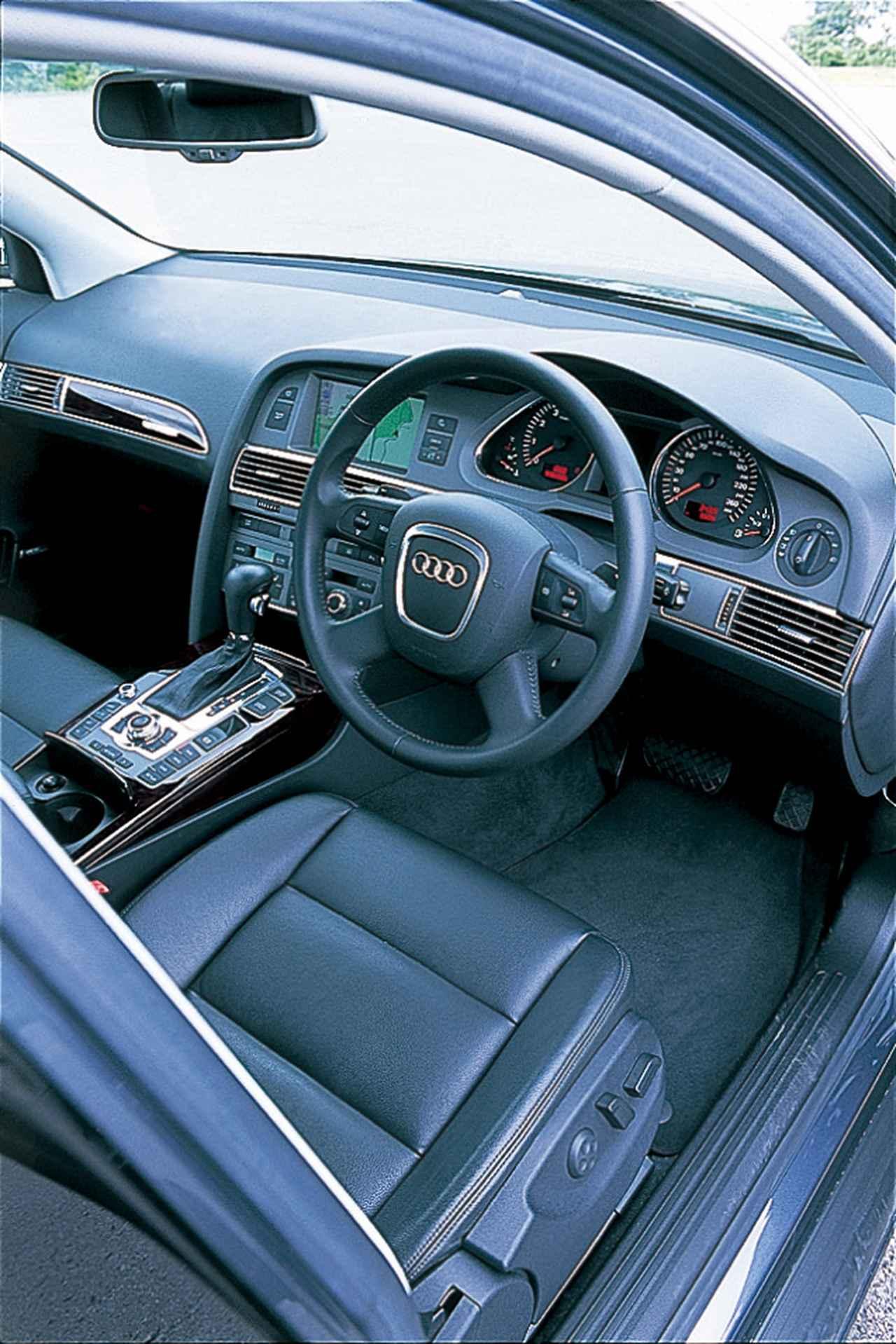 Images : 21番目の画像 - レクサスGS350 BMW530i アウディA6 3.2FSIクワトロ - Webモーターマガジン
