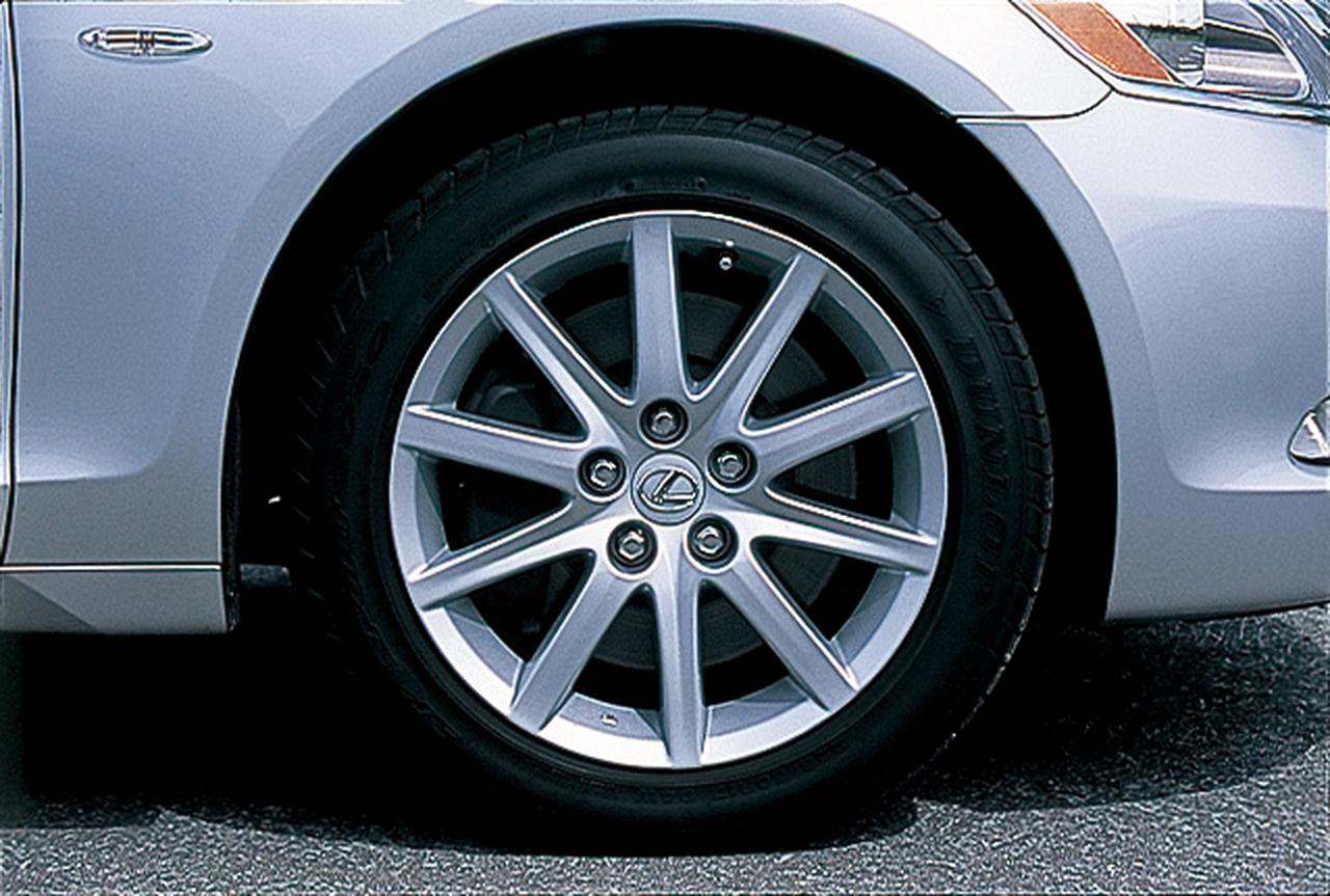 Images : 10番目の画像 - レクサスGS350 BMW530i アウディA6 3.2FSIクワトロ - Webモーターマガジン