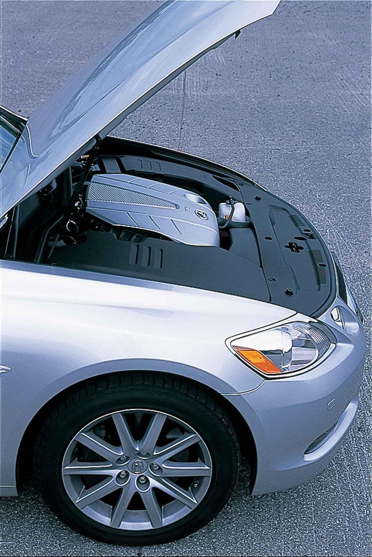 Images : 8番目の画像 - レクサスGS350 BMW530i アウディA6 3.2FSIクワトロ - Webモーターマガジン