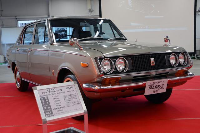 画像: 初代(RT62型:1968年)