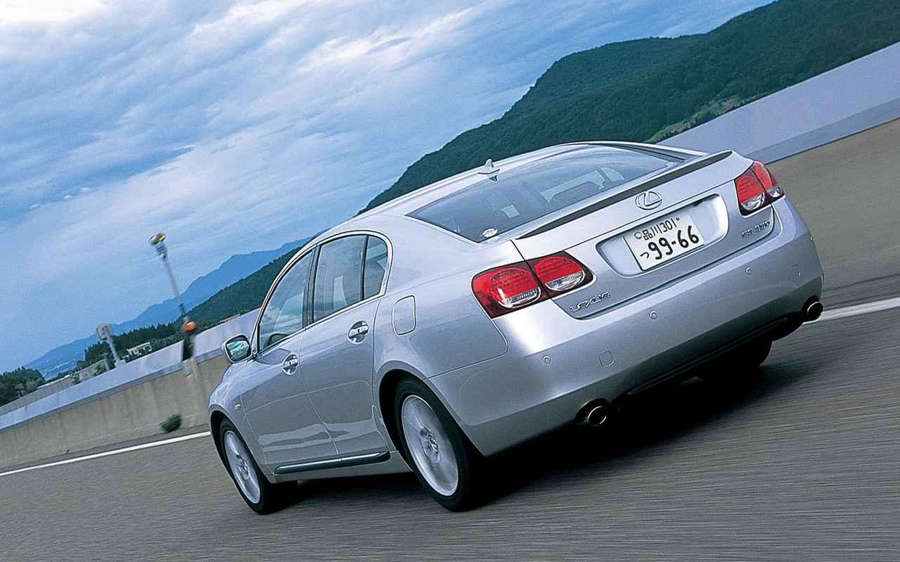 Images : 2番目の画像 - レクサスGS350 BMW530i アウディA6 3.2FSIクワトロ - Webモーターマガジン