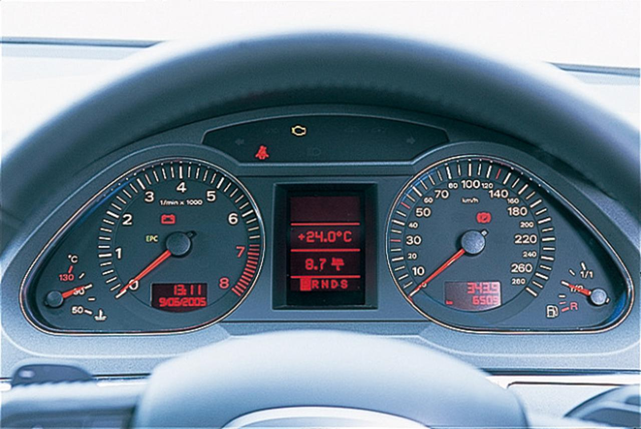 Images : 22番目の画像 - レクサスGS350 BMW530i アウディA6 3.2FSIクワトロ - Webモーターマガジン