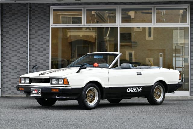 画像: 車名の「ガゼール(GAZELLE)」はアフリカ、アジアの草原に住む日本でいうところの「カモシカ」を意味する。美しく長い足を持ち、走りは速く優美な姿を持つ…というイメージだ。シルビアと兄弟車ではあるが、より豪華な上位モデルという位置付けだった。