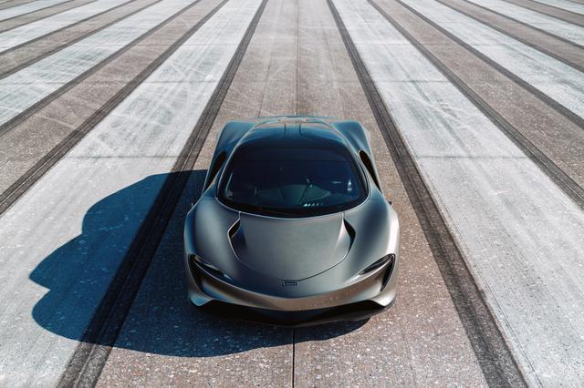 画像: 最高速度403km/hを30回以上も達成。