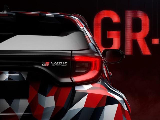 画像: 【スクープ】新型ヤリスの「GR-4」がGRMNの正体? 3気筒ターボを搭載して2020年内に発売か - Webモーターマガジン