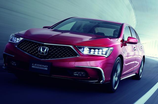 画像: 2020年の中頃、ホンダは国産車初の「自動運転レベル3」を搭載したモデルを発売する。(写真はイメージ)