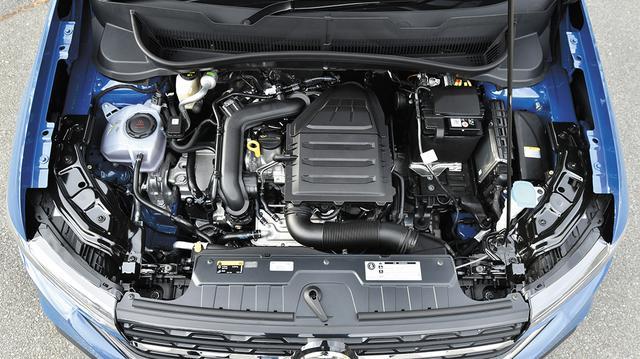 画像: エンジンは1L直3ターボのみをラインナップする。最高出力116ps、最大トルク200Nm。