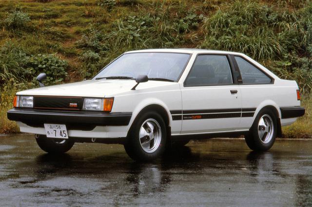 画像: ファミリー層にもウケるスポーツカーとして、カリーナGT-Tは人気を集めた。