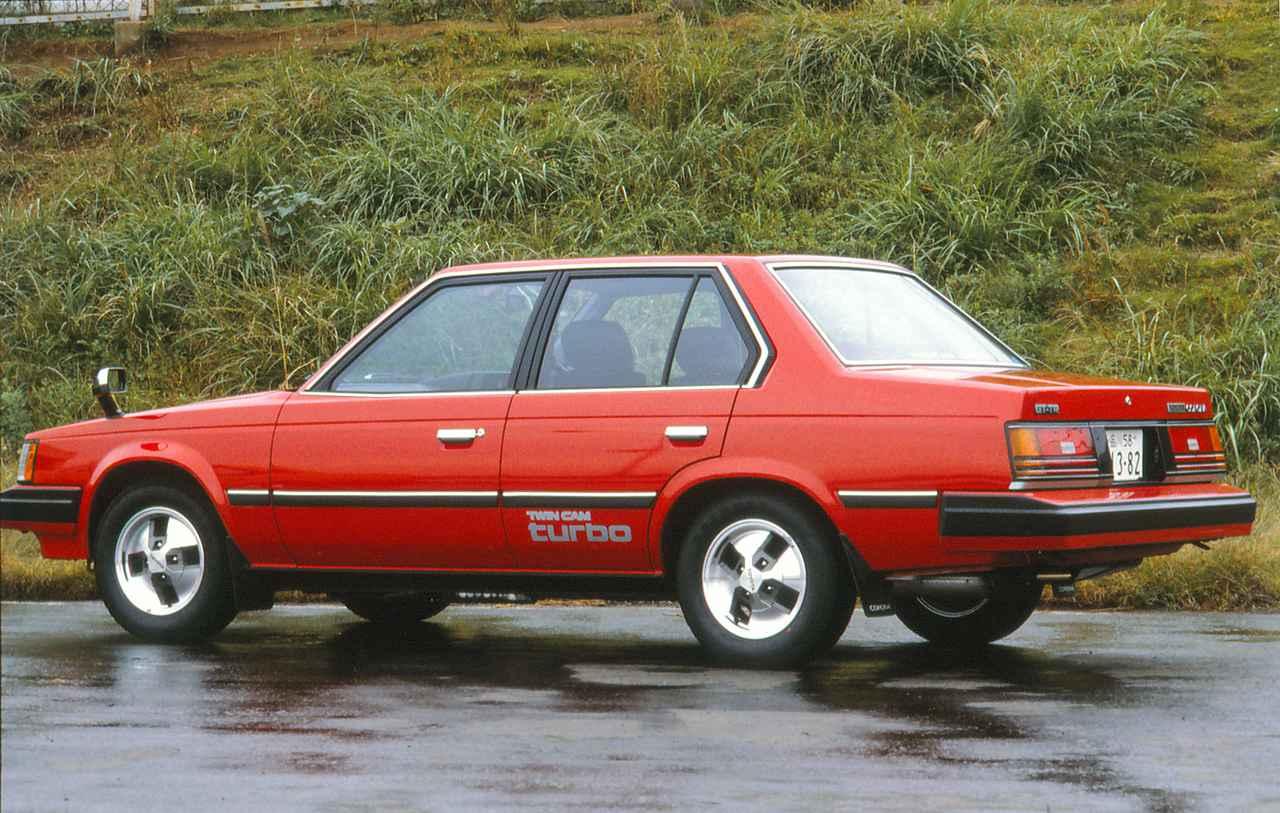 画像: ボディサイドにも「TWIN CAM turbo」のロゴステッカーが用意されていた。