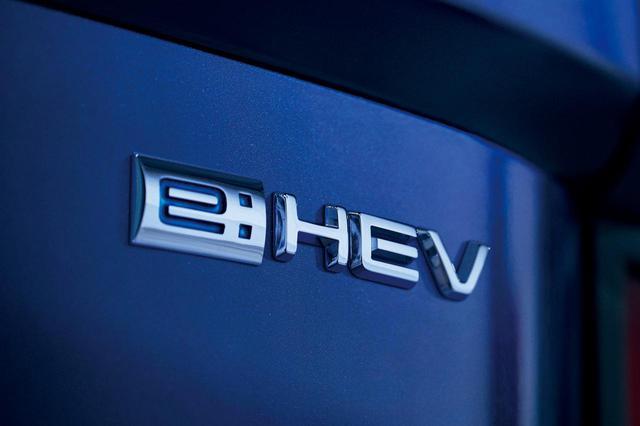 画像: ハイブリッドカーグレードはこれまで「ハイブリッド」という名称だったが、今後は「e:HEV」となる。