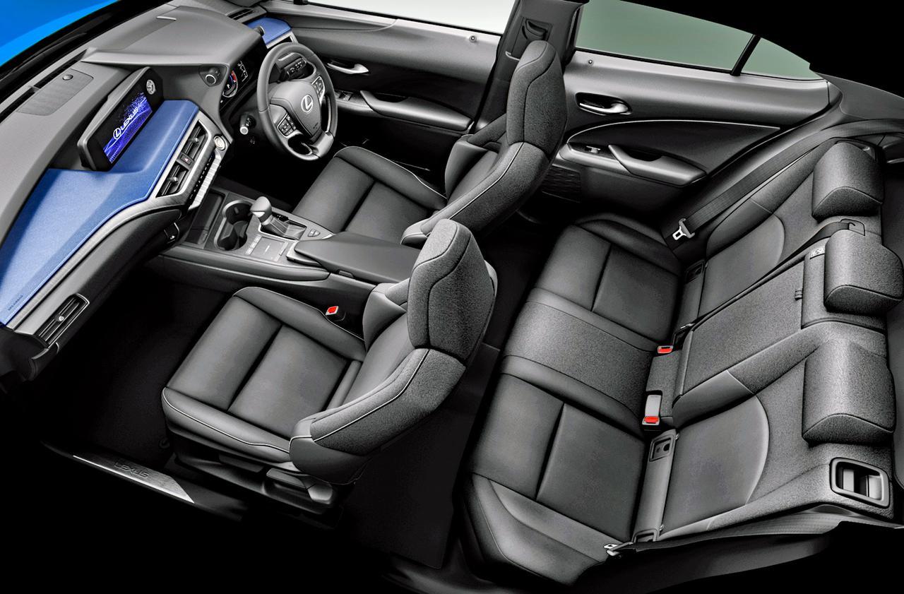 Images : 7番目の画像 - レクサスNX/UX 特別仕様車 - Webモーターマガジン