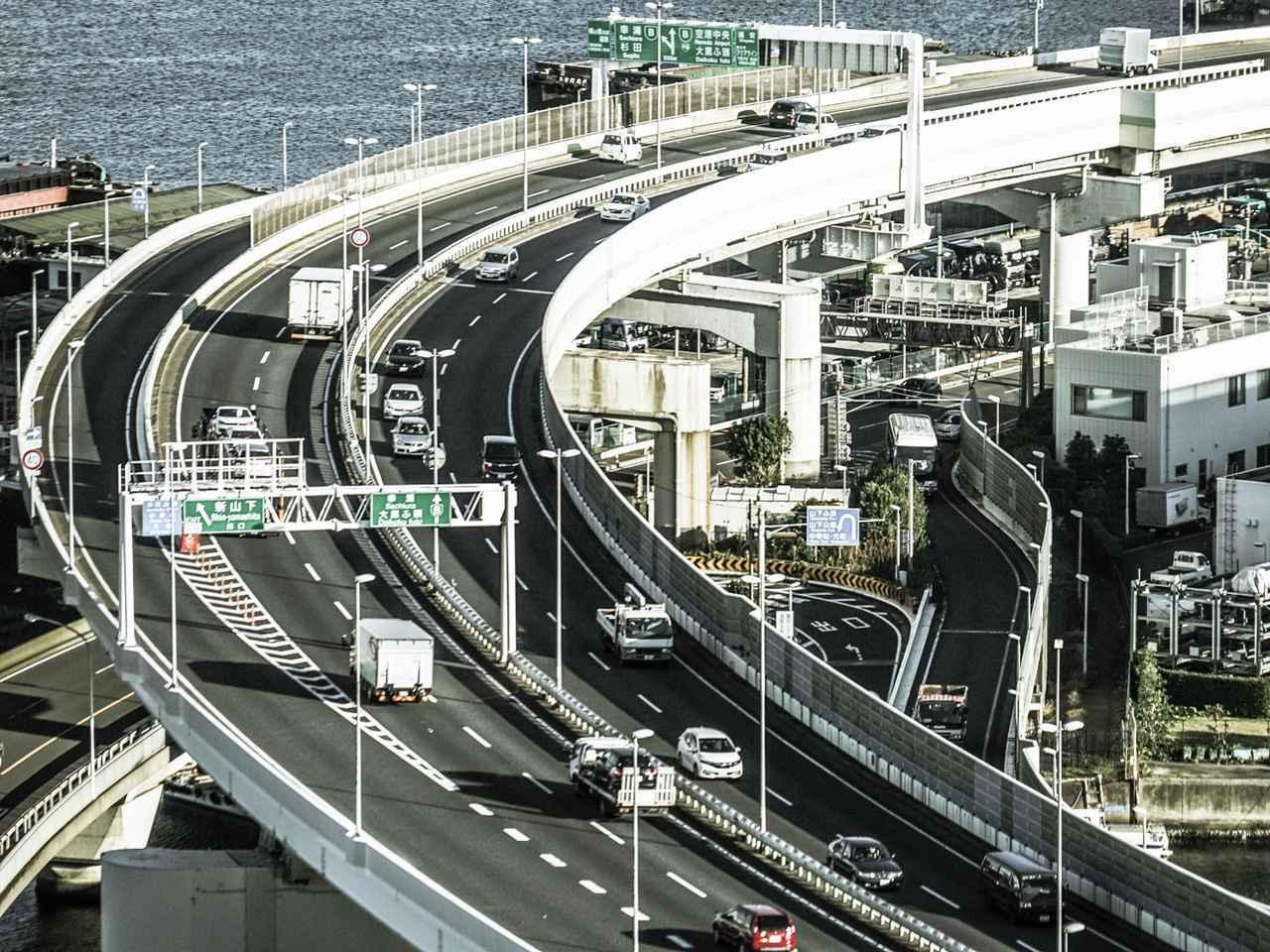 Images : 1番目の画像 - 首都高速は高速道路ではない? - Webモーターマガジン
