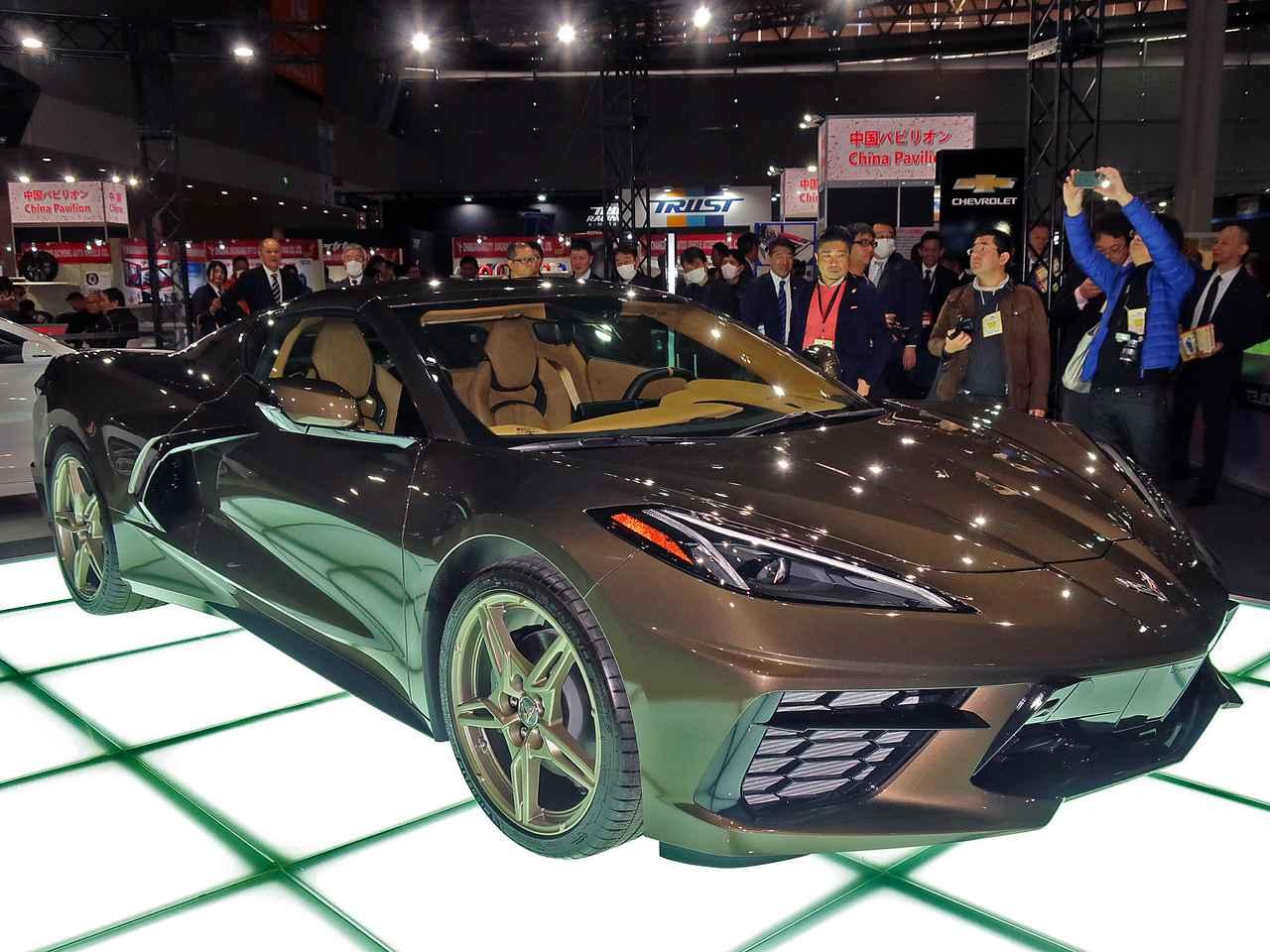 Images : 1番目の画像 - 東京オートサロン2020 輸入車メーカーの注目モデル - Webモーターマガジン