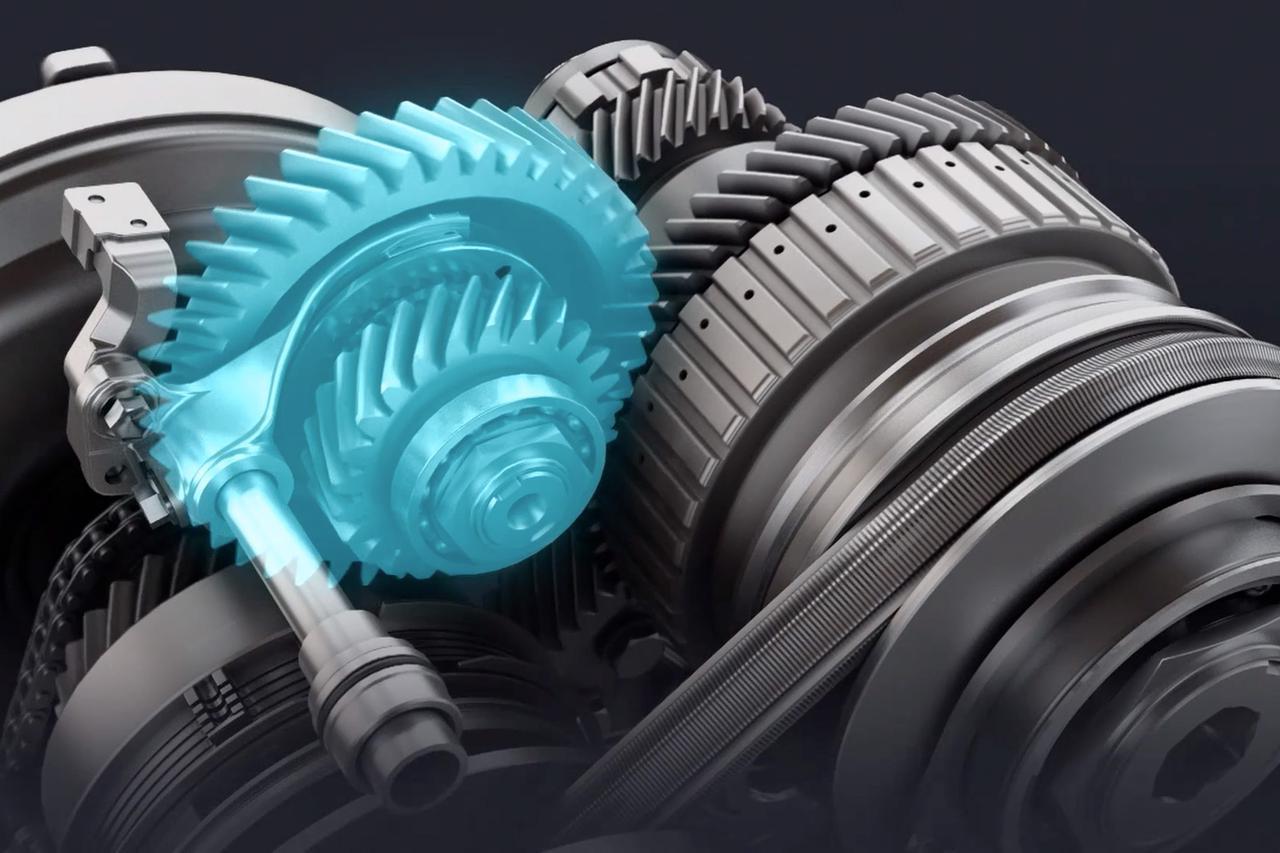 画像: 発進用の1速ギアを持つ、トヨタのダイレクトシフトCVT。RAV4やヤリス、レクサス UXなどに採用される。