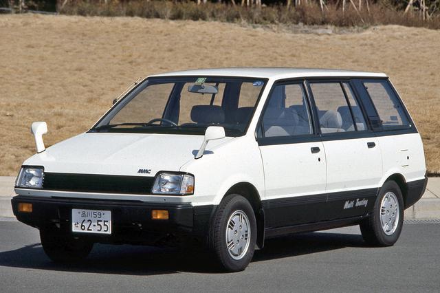 画像: コンセプトカーのSSWとはフロントまわりなどのデザインは違うが、スタイルはほとんど変わらなかった。