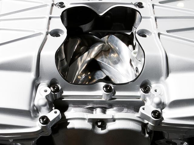 画像: ジャガー、ランドローバーに搭載される5L V8スーパーチャージャー。
