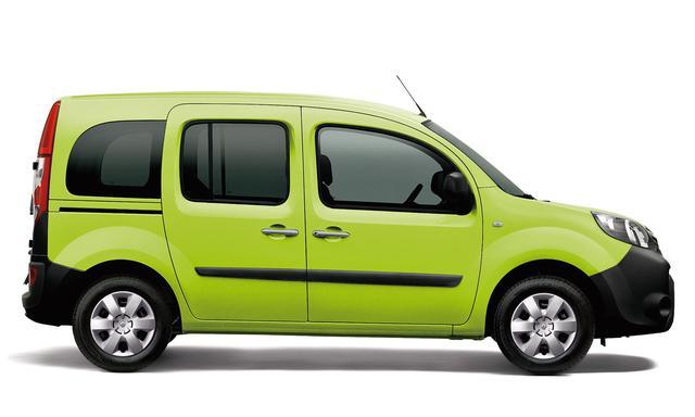 画像: 爽やかなグリーンをイメージした、ヴェール シャンペトルという専用ボディカラー。