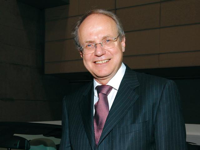 画像: Dr.ブルクハルト・ゲッシェルBMW AG開発購買担当取締役。