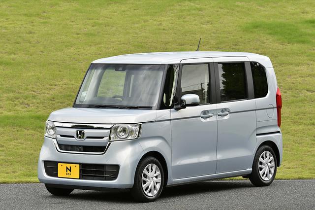 画像: Nボックス G Lホンダセンシングは、NAエンジンながらACCを搭載し、価格は154万3300円。