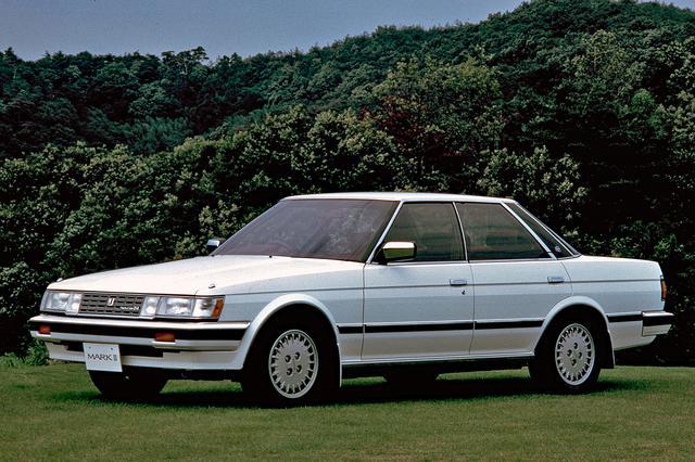 画像: 4ドアハードトップのエレガントなスタイルは、まさにハイソカーを代表するモデルとなった。