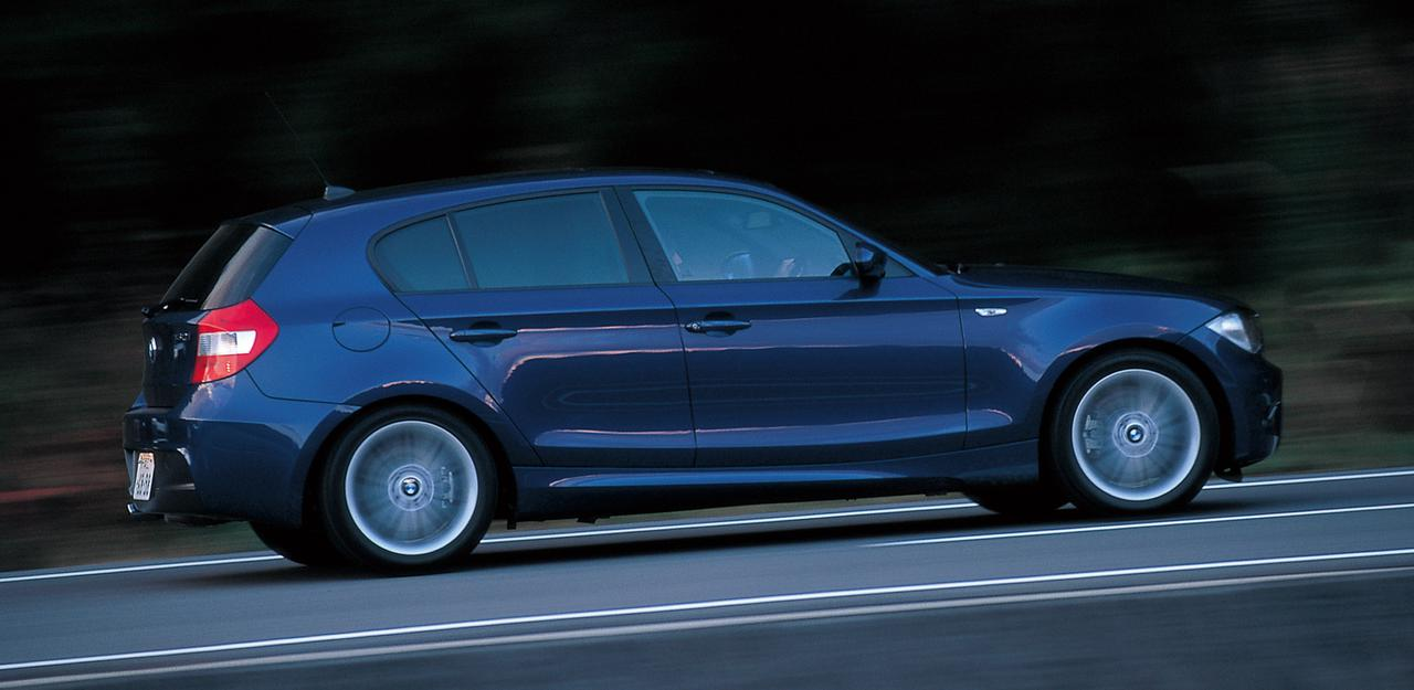 Images : 4番目の画像 - BMW 130i M-Sportと118i - LAWRENCE - Motorcycle x Cars + α = Your Life.