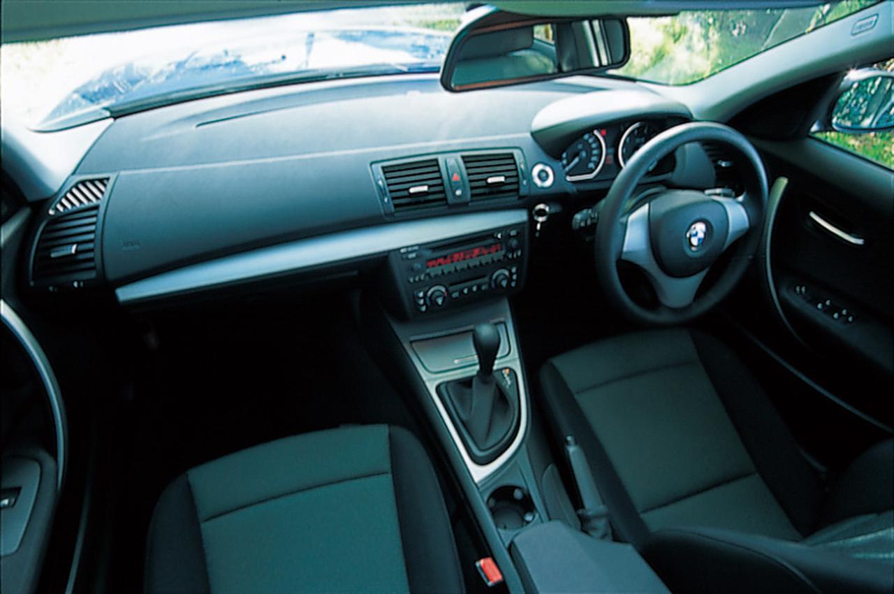 Images : 14番目の画像 - BMW 130i M-Sportと118i - Webモーターマガジン