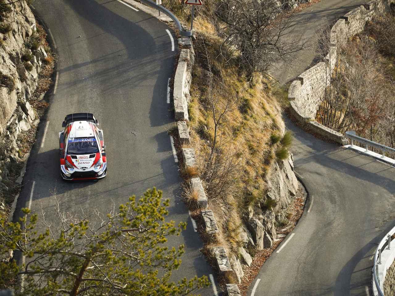 WRC開幕戦ラリー・モンテカルロ、ヒュンダイのT.ヌービルが最終日に逆転【モータースポーツ】