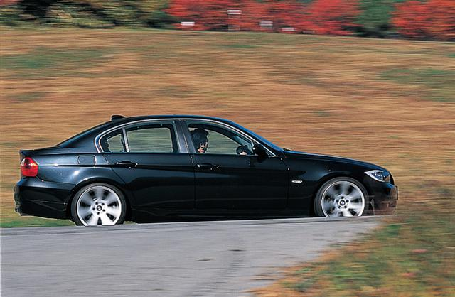 画像: 325iは受注生産という形に変更された。325iM-Sportはカタログモデル。