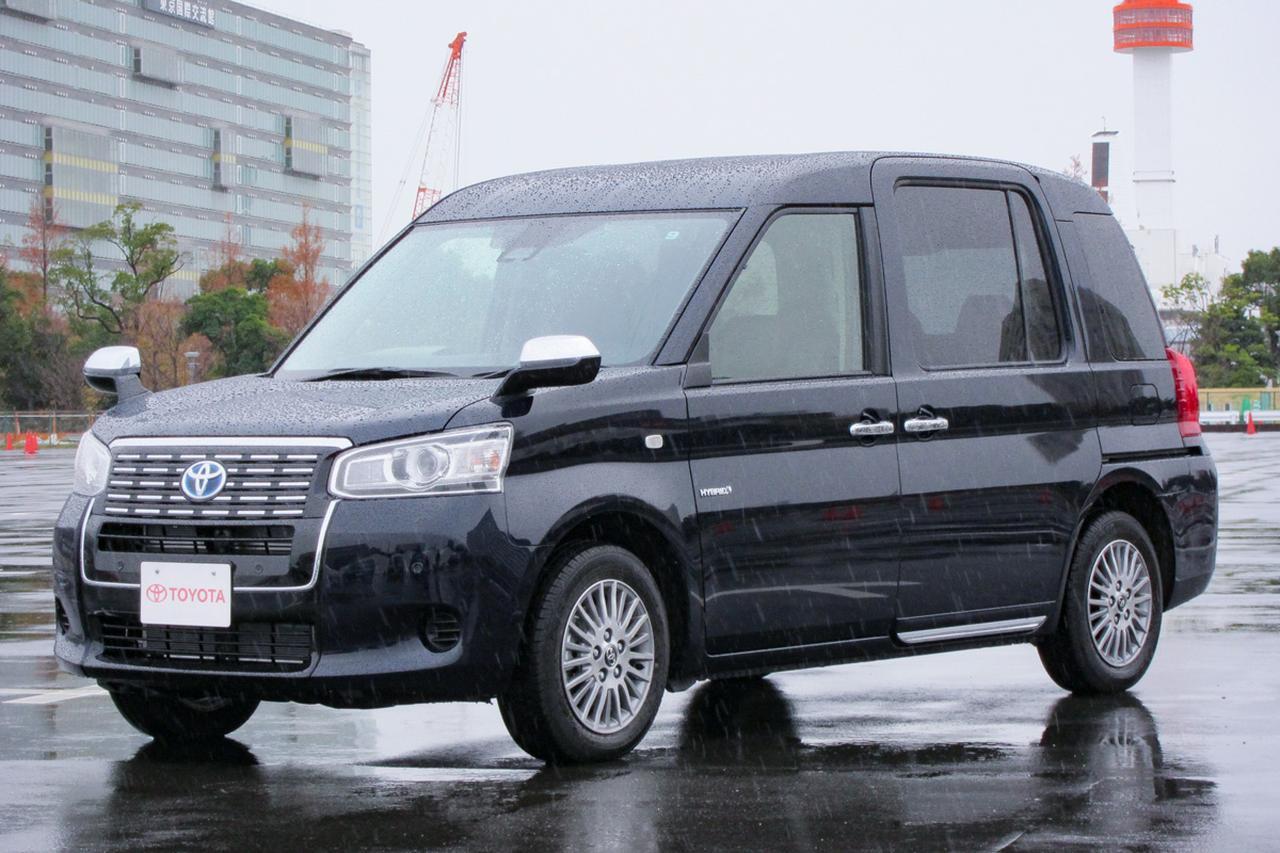 Images : 1番目の画像 - トヨタ JPN タクシー - Webモーターマガジン