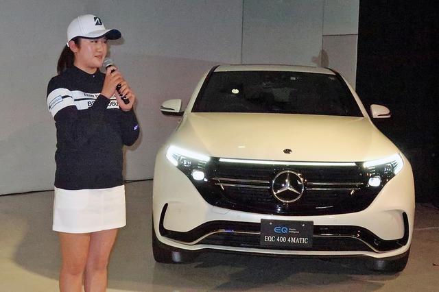 画像: 世界ランキングでは日本人で4番手に付ける稲見プロ。東京オリンピックの出場を目指すと語る。