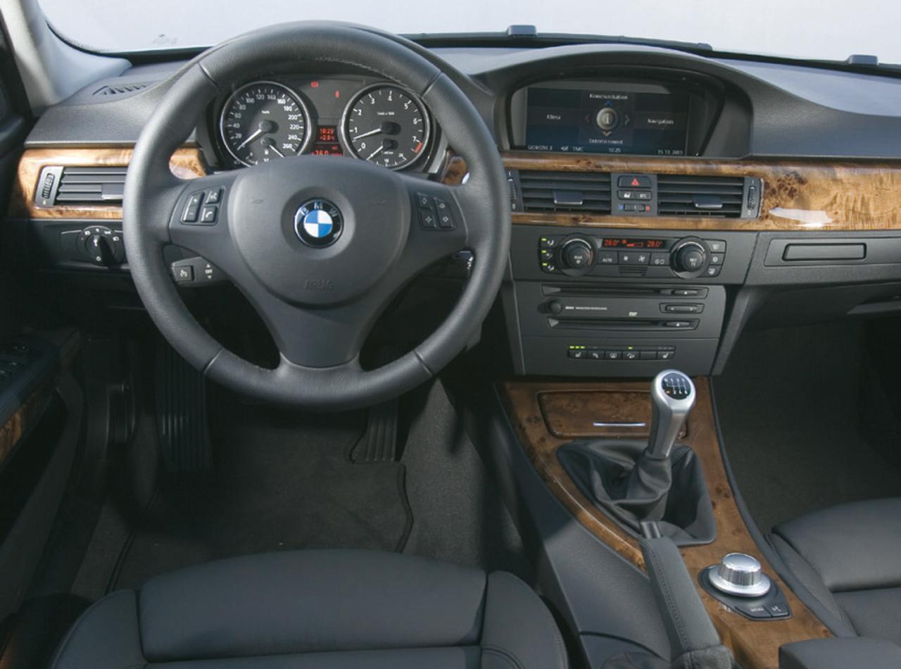 Images : 5番目の画像 - BMW 330xiと330d - Webモーターマガジン