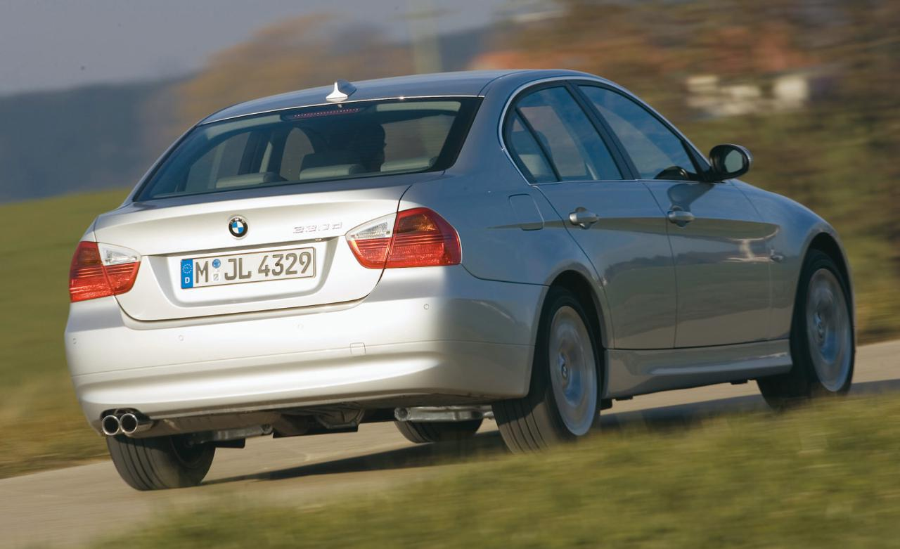 Images : 9番目の画像 - BMW 330xiと330d - Webモーターマガジン
