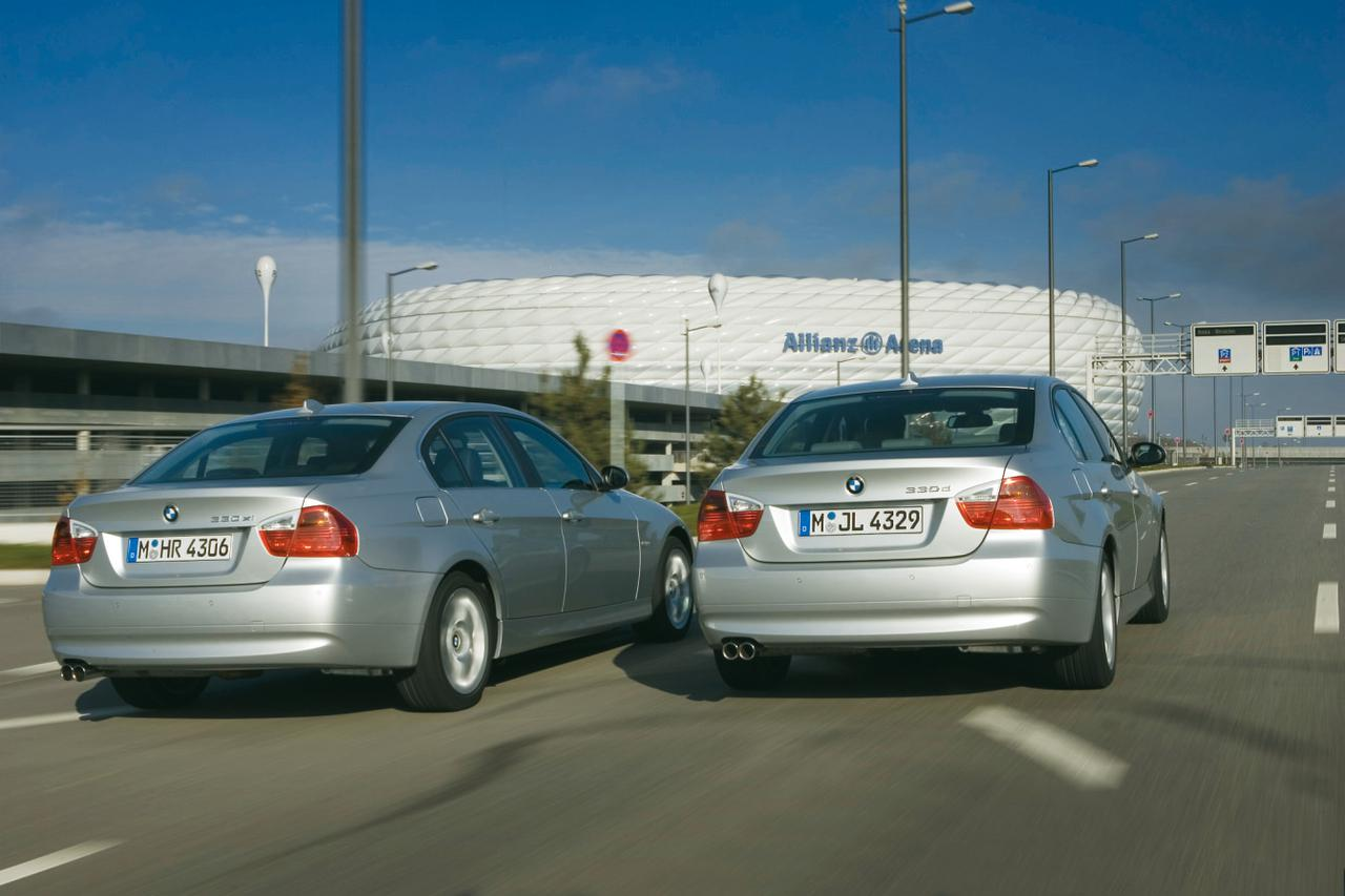 Images : 14番目の画像 - BMW 330xiと330d - Webモーターマガジン