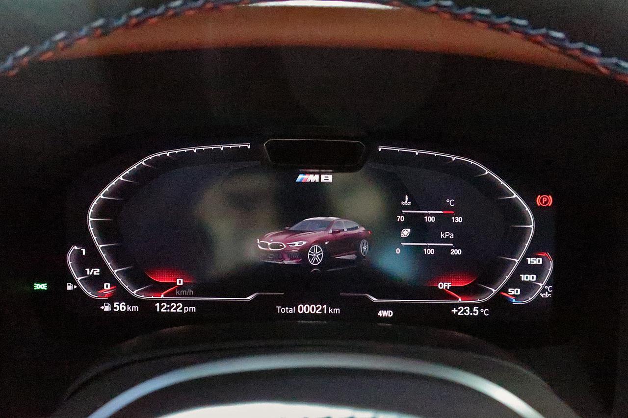 Images : 8番目の画像 - BMW M8グランクーペ - Webモーターマガジン