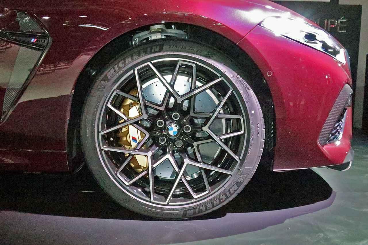 Images : 14番目の画像 - BMW M8グランクーペ - Webモーターマガジン