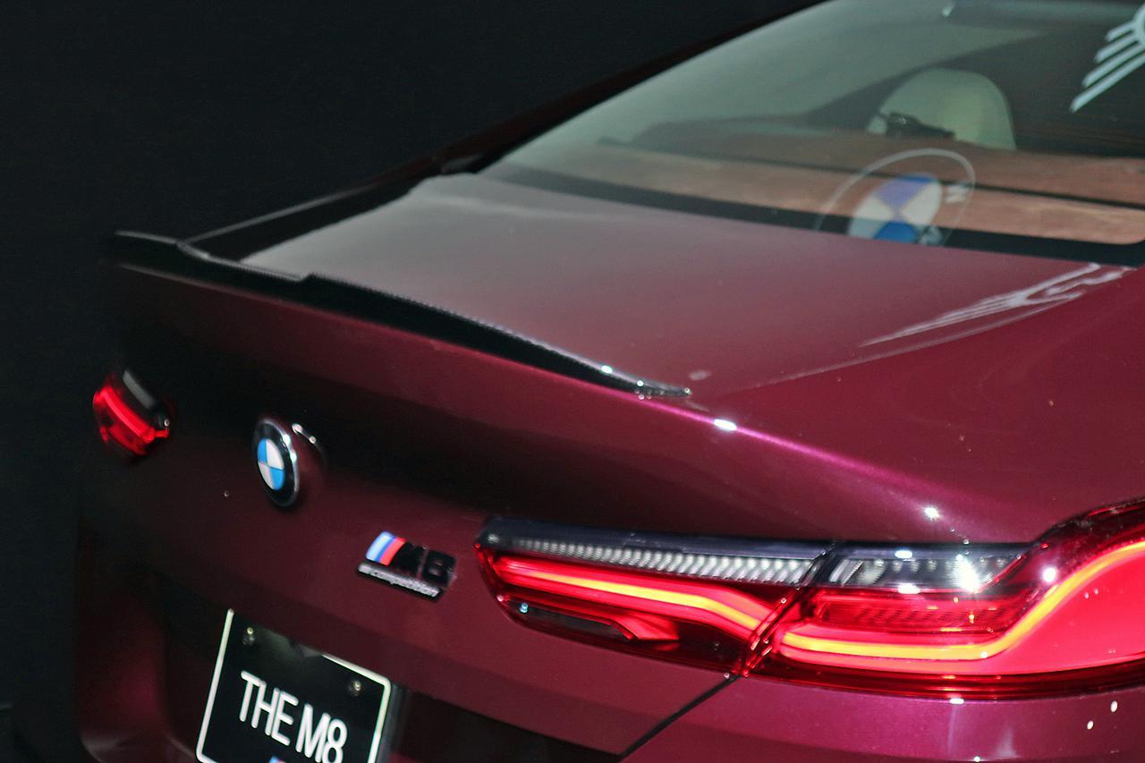Images : 15番目の画像 - BMW M8グランクーペ - Webモーターマガジン