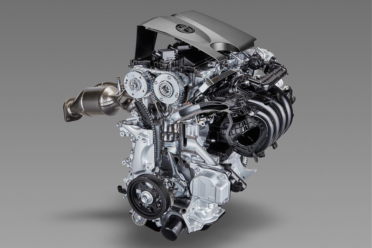 Images : 2番目の画像 - 高出力と低燃費の両立 - Webモーターマガジン